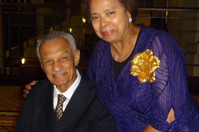 E. Faye Williams and C.T. Vivian